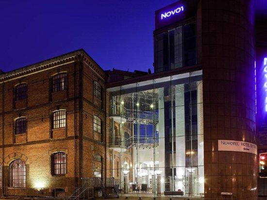 Novotel Cardiff Centre: Exterior