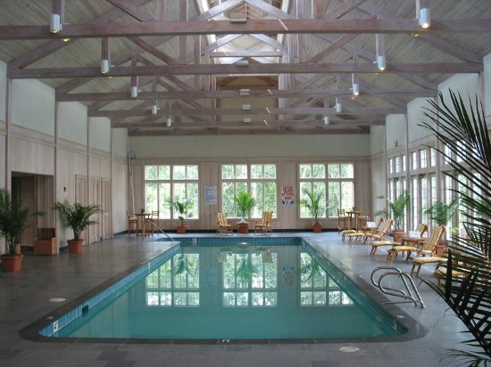 Berry Hill Resort & Conference Center: Pool At Berry Hill