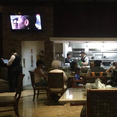 Hotel Ticuan: 레스토랑