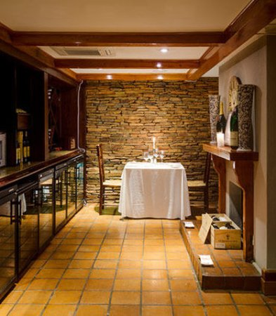 Magaliesburg, Sydafrika: Private Dining