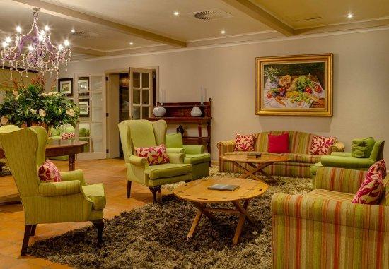 Magaliesburg, Sydafrika: Lobby