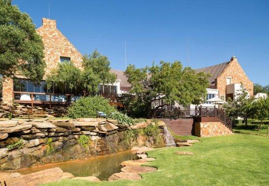 Magaliesburg, Sydafrika: Exterior