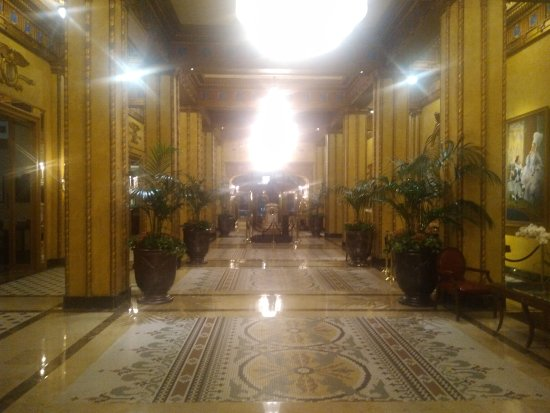 The Roosevelt New Orleans, A Waldorf Astoria Hotel: IMG_20170726_221543_large.jpg