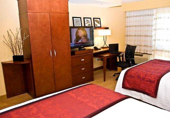 Owensboro, KY: Queen/Queen Guest Room