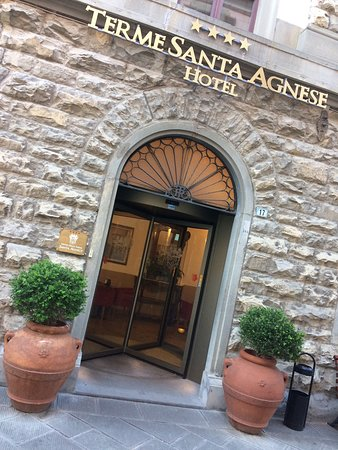 Hotel Terme Santa Agnese - Foto di Hotel Terme Santa Agnese, Bagno ...