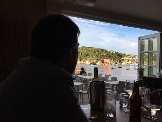 Q Restaurant at The Old Quay House: photo1.jpg