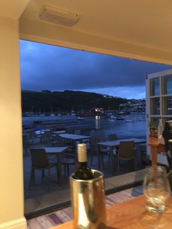 Q Restaurant at The Old Quay House: photo2.jpg
