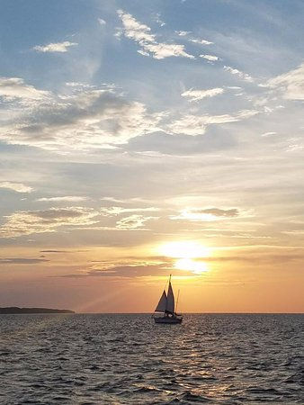 Manteo, Kuzey Carolina: Sunsets are our specialty!