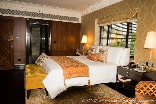 The Leela Palace Udaipur: Sitara Suite on 2nd Floor