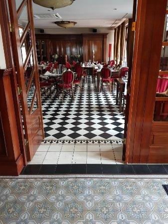 Beneden-Leeuwen, هولندا: Entrée du restaurant
