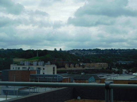 Jurys Inn Sheffield: Sheffield!