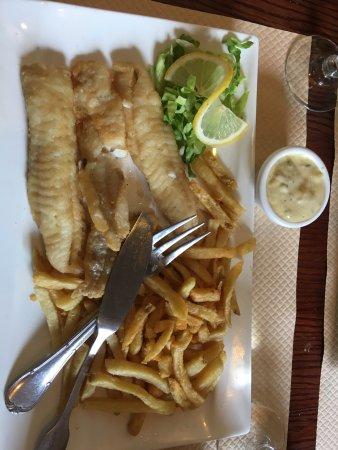 """Au rendez-vous des pecheurs: Fish & chips façon """"pas bon"""""""
