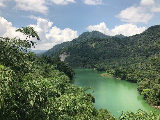Zengwun Reservoir Dapu Scenic Area