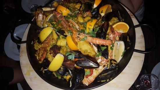 Ottima cucina italiana dall 39 antipasti di carne e pesce ai for Cucina italiana pesce