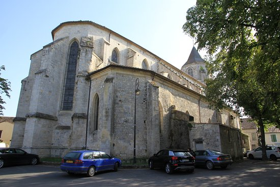 Eglise d'Issigeac