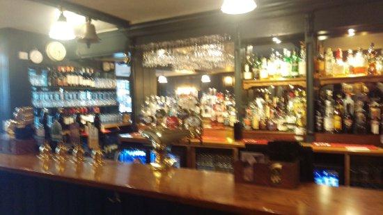 The Old Ship: Bar