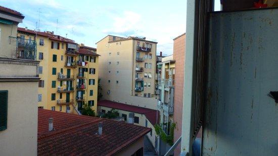 Residence Leopoldo : ... und die andere Richtung