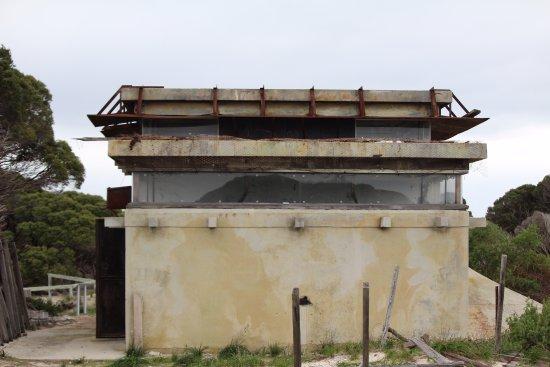 Rottnest Island, Australien: Observation post