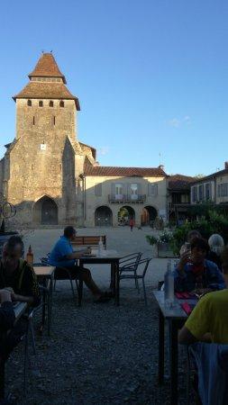 Labastide-d'Armagnac, Frankrig: Pizzeria Giulietta