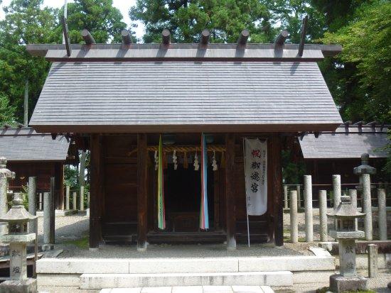 Kora-cho, Japonia: 社 殿