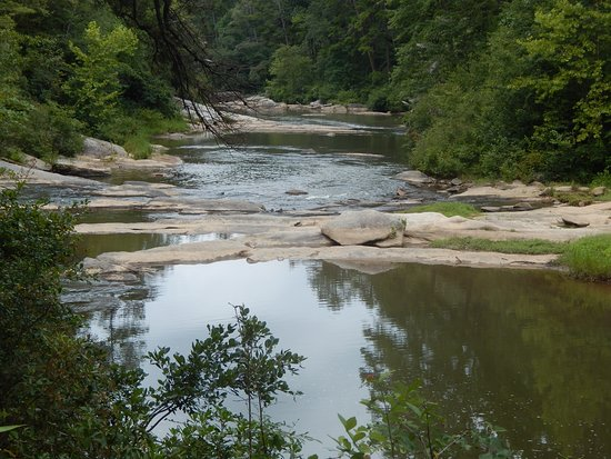 Westminster, Южная Каролина: Chau Ram River Park