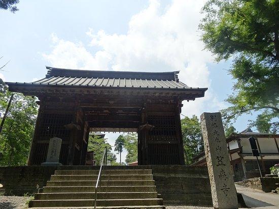Chonan-machi, Japonia: 山門入口