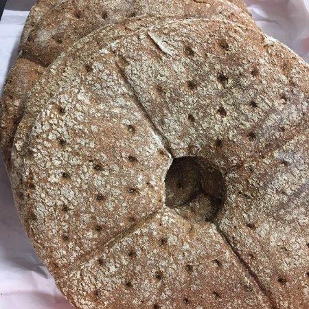 Salo, Finland: Juureen leivottua ruisleipää