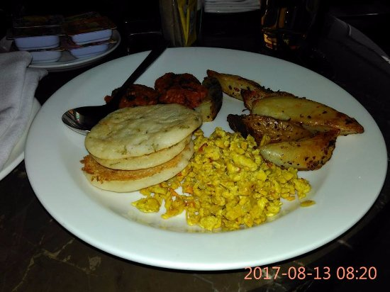 Monsoon: All kinds of delicious dishes.