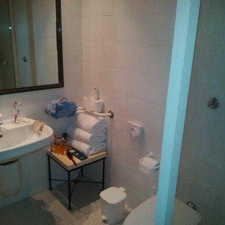 salle de douche rustique photo de club med kamarina ragusa tripadvisor. Black Bedroom Furniture Sets. Home Design Ideas