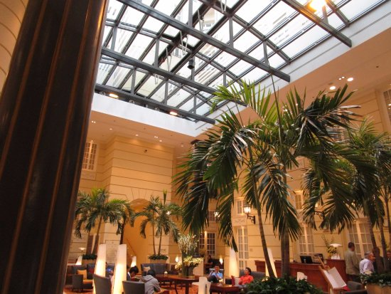 Polonia Palace Hotel: intérieur de l'hôtel, accueil