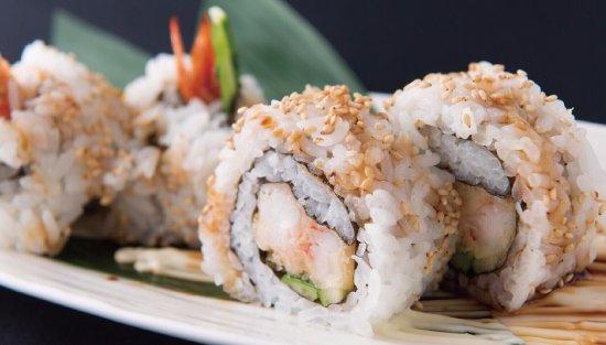 Fresh Japanese Cuisine