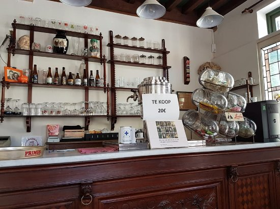 Folklore Museum: The bar