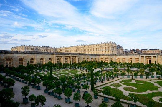 Château de Versailles : l orangerie