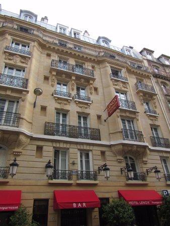 Hotel Lenox Rue Delambre