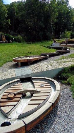 Brno, Czech Republic: vodní naučný prvek