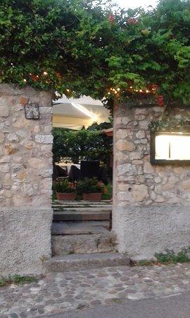 San Pietro in Cariano, Italy: L'ingresso al giardino