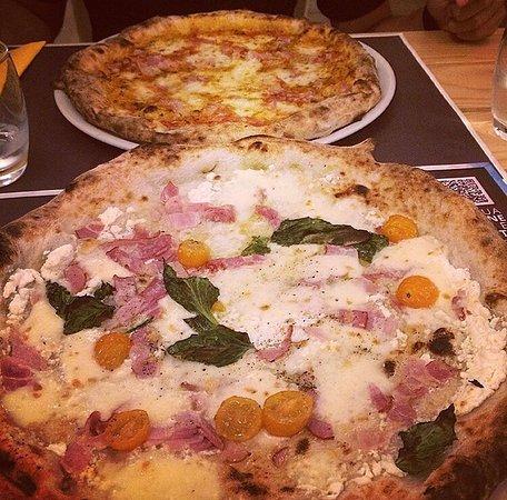 Finalmente un' ottima pizzera a salerno