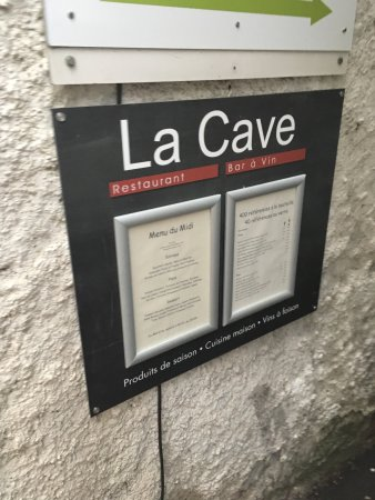 la cave annecy 8 rue du paquier restaurant avis. Black Bedroom Furniture Sets. Home Design Ideas