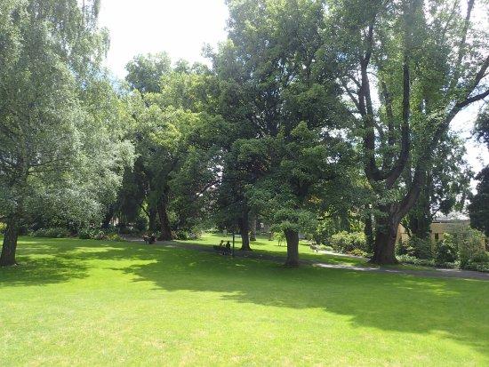Greater Hobart, Australia: St Davids Park