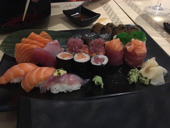 Manga Sushi House