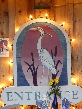Sechelt, Canadá: Eingang zum Restaurant