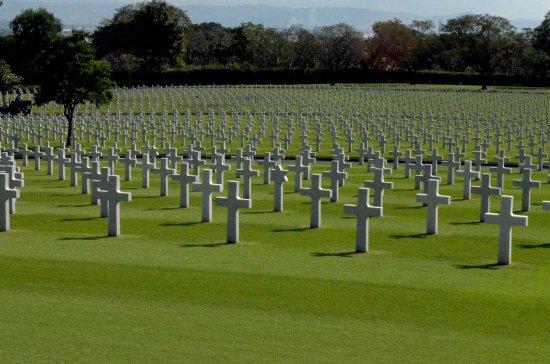 Manila American Cemetery and Memorial: Lush Green