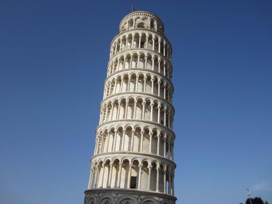 Province of Pisa, Italien: Wahrzeichen von Pisa