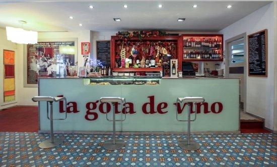 La gota de vino logro o restaurantanmeldelser tripadvisor - Bed and breakfast logrono ...