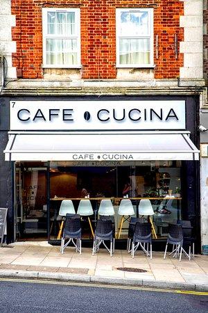 Cafe cucina ruislip restaurant reviews phone number - Cucina restaurant london ...