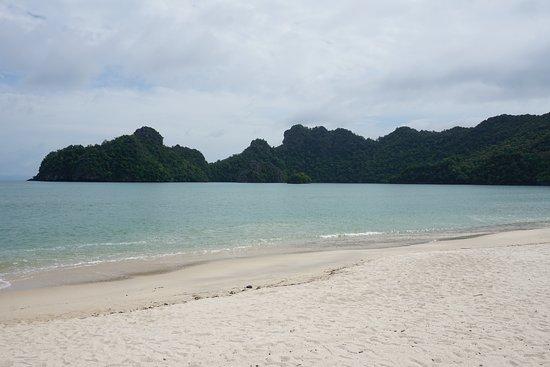 Tanjung Rhu Beach: einfach schön hier...