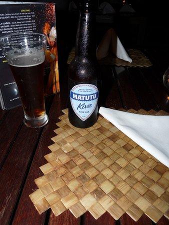 Muri, Cooköarna: Local beer