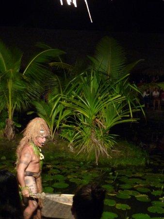 Muri, Cooköarna: The show