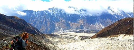 Kathmandu Valley, Nepal: Manaslu Circuit Trek