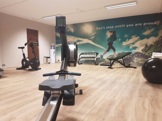 Westerbroek, The Netherlands: Fitness